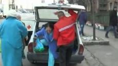 pacienti transportati in portbagaj