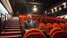 Klaus Iohannis, la Teatrul Naţional Bucureşti