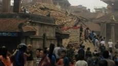 Cutremur cu magnitudinea de 7,9 în Nepal