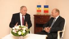 Basescu si Timofti