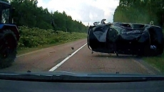 Accident Rusia