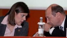 Traian Basescu si Codruta Kovesi