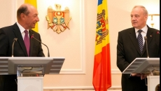 Traian Basescu si Nicolae Timofti