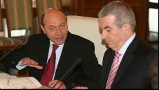 Traian Basescu si Calin Popescu Tariceanu