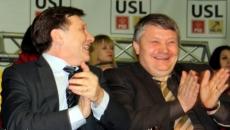 Crin Antonescu si Florin Ţurcanu