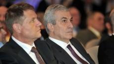 Tăriceanu şi Iohannis