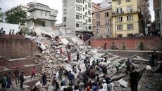 Operaţiuni de salvare în Nepal