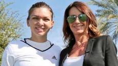 Nadia Comăneci şi Simona Halep