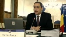 Victor Ponta sedinta de Guvern