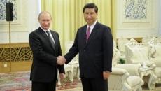Vladimir Putin şi Xi Jinping