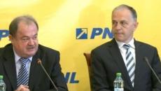 Mircea Geoana si Vasile Blaga