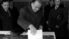 ion iliescu alegeri 1990