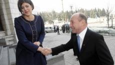 Traian Băsescu şi Laura Codruţa Kovesi