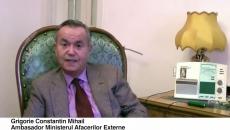 Ambasadorul Constantin Grigorie