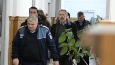 Ioan Ovidiu Mureșan, alături de Roberto Hasnăș, pe holurile Curții de Apel Cluj