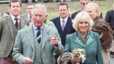 Camilla şi Prinţul Charles