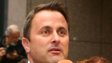 Premierul luxemburghez, Xavier Bettel