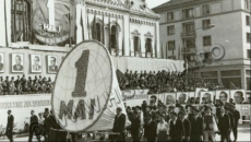 1 mai in perioada comunista