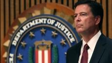 Directorul FBI, James Comey
