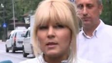 Elena Udrea la Politie