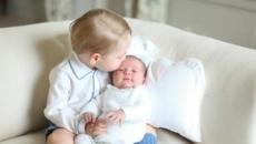 Prințesa Charlotte si Prințul George