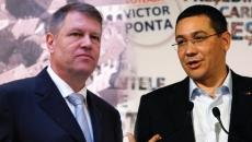 Iohannis si Ponta