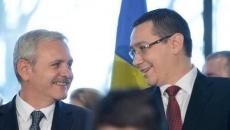 Dragnea si Ponta