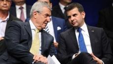 Calin Popescu Tariceanu si Daniel Constantin