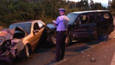 Accident Poiana Brasov