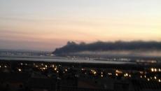 Incendiu la o rafinărie din Franţa