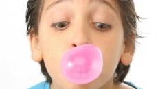 guma de mestecat
