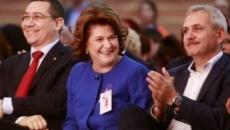 Rovana Plumb, Victor Ponta, Liviu Dragnea
