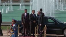 Klaus Iohannis sosire la Belgrad