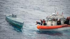 Cocaina transportata cu un submarin