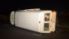 Camion răsturnat Ungaria