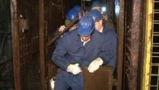 Minerii protesteaza