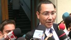 Victor Ponta la DNA