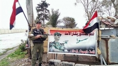Soldaţi ruşi în Siria