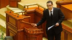 Victor Ponta Parlament