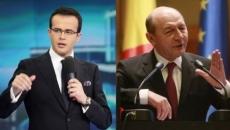 Mihai Gadea si Traian Basescu