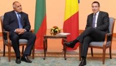Victor Ponta şi Boiko Borisov
