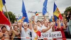 Proteste la Chişinău