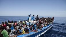 refugiati mediterana