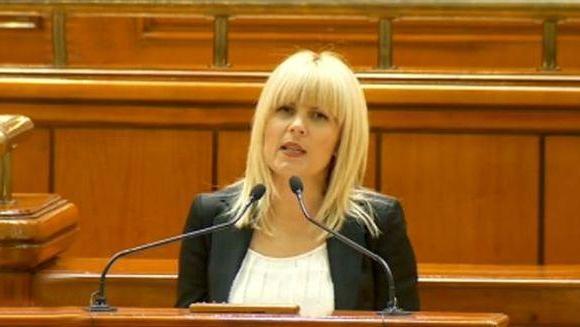 Udrea in Parlamentul Romaniei