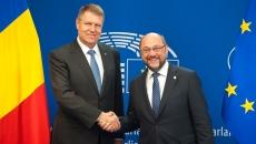 Klaus Iohannis şi Martin Schulz
