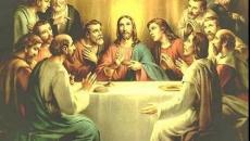 Iisus si cei 12 apostoli