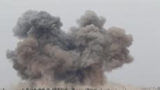 bomardament siria kafranbel
