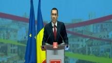 Victor Ponta, congres PSD