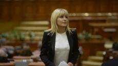Udrea in Parlament