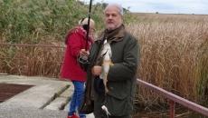 adrian nastase pescuit delta dunarii